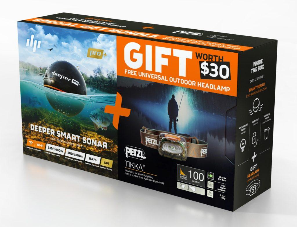 deeper-smart-sonar-pro-gratis-latarka-petzl-deeper
