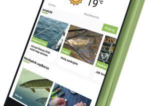 Aplikacja mobilna dla wędkarzy