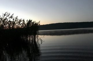 Biwak nad wodą